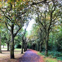 Photo taken at Wandsworth Common by David G. on 9/14/2012
