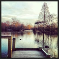 Photo taken at Wandsworth Common by David G. on 2/15/2013