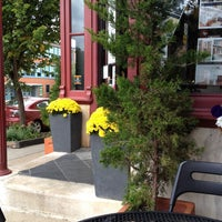 Photo taken at On the Hill Cafe by Dan D. on 9/22/2013