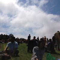 Photo taken at Symphony In the Park at Dolores Park by Andrew W. on 7/21/2013