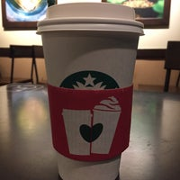 Photo taken at Starbucks by Ruthie O. on 2/11/2017