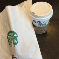 Photo taken at Starbucks by Ruthie O. on 5/15/2016