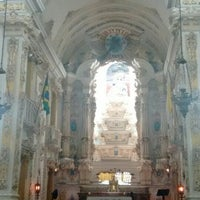 Photo taken at Igreja Santa Cruz dos Militares by Taylise S. on 7/19/2016