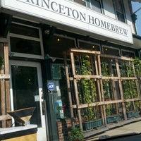 Photo taken at Princeton Homebrew by Dan G. on 10/4/2013
