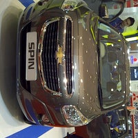 Photo taken at Chevrolet - Mega Autoworld by Calvin A. on 4/3/2013