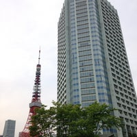 Photo taken at The Prince Park Tower Tokyo by Ke K. on 4/23/2013
