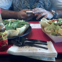 Photo taken at California Tortilla by Ranjeesh Y. on 10/6/2012