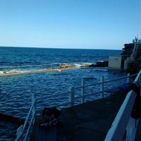 Photo taken at Bronte Beach Pool by Sean S. on 1/3/2013