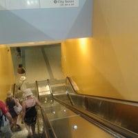 Photo taken at Bondi Junction Station by Sean S. on 10/27/2013