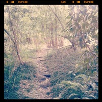Photo taken at Fred Hollows Reserve by Sean S. on 9/28/2013