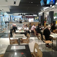 Photo taken at Westfield Food Court by Sean S. on 5/29/2013
