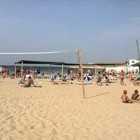 Photo taken at Пляж «Песочный» / Pesochniy Beach by Max on 8/12/2013