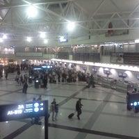 Photo taken at Terminal 2B by Ádám B. on 10/23/2012