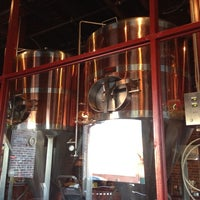 Photo taken at J.J. Bitting Brewing Company by Albert H. on 6/20/2013