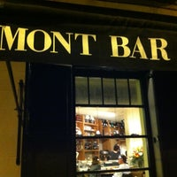 Photo taken at Mont Bar by Ángel M. on 3/24/2013