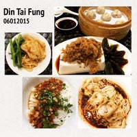 Photo taken at Din Tai Fung (鼎泰豐) by Happie H. on 1/6/2015