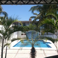 Photo taken at Casa En La Playa by Sergio Giuseppe A. on 4/6/2013