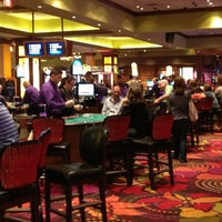 Photo taken at Seminole Casino Coconut Creek by Nancy L. on 12/24/2012
