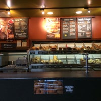 Photo taken at Bruegger's Bagels by Romellee A. on 1/17/2015