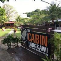 Photo taken at The Cabin Resort Langkawi by Fawwazsukiman S. on 8/9/2017