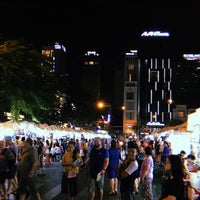 Photo taken at Ben Thanh Night Market by Fawwazsukiman S. on 3/8/2018