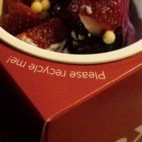 Photo taken at chillbox frozen yogurt by Eirini S. on 4/11/2015