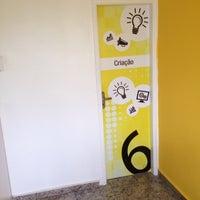 Photo taken at sSIx Comunicação by Igor Sales on 3/7/2014