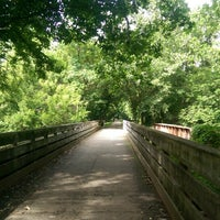 Photo taken at Little Miami Scenic Trail by Diego F. on 7/9/2015