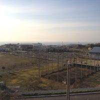 Photo taken at University of Shimane by u on 4/13/2014