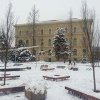 Photo taken at SZTE Rektori épület by János Z. on 1/29/2014