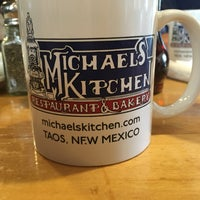 Photo taken at Michael's Kitchen - Coffee House and Bakery by Wyatt F. on 6/1/2017