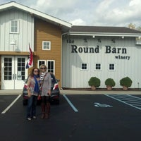 Photo taken at The Round Barn Winery by Kayce A. on 10/14/2012
