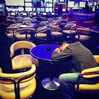 Photo taken at Peppermill Race and Sports Book by Brandon P. on 10/5/2013