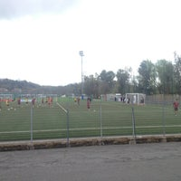 Photo taken at A.S. Roma - Centro Sportivo Fulvio Bernardini by 🐶 Stefano Andrea P. on 4/6/2013