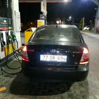Photo taken at Shell by Ozan C. on 3/2/2017
