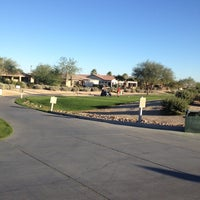 Photo taken at Cimarron Golf Course by Mark P. on 11/23/2012