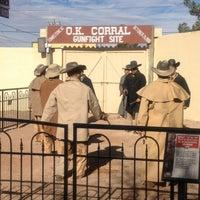 Foto tirada no(a) O.K. Corral por Joyce em 12/30/2012