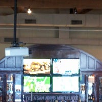Photo taken at Walk-On's Bistreaux & Bar by Kim on 11/24/2013