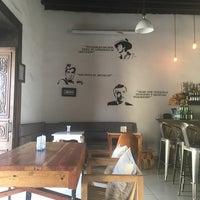 Photo taken at Uno Cocina De Barrio by Sofia M. on 4/14/2017