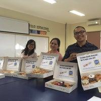 Photo taken at Mentari International School Bintaro by Archival on 6/3/2016