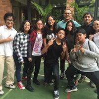 Photo taken at Mentari International School Bintaro by Archival on 5/2/2016