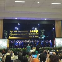 Photo taken at Mentari International School Bintaro by Archival on 6/2/2016