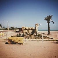 Photo taken at ابراج الكويت by Dina Bint Nasser on 10/7/2014