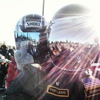 Photo taken at Northwest Harley-Davidson by Brendan H. on 11/16/2014