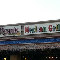 Photo taken at Rosa's Mexican Grill by Jared J. on 3/24/2013