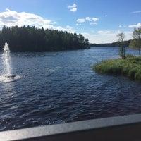 Photo taken at Våtsjön by Sami S. on 8/9/2015