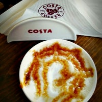 Photo taken at Costa Coffee by Archna J. on 12/19/2015