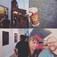 Photo taken at Mondo Gallery by Andrew S. on 3/13/2016