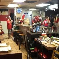 Photo taken at Rico's Pizzeria by David M. on 11/30/2012