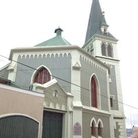 Foto tomada en Iglesia Luterana de La Santa Cruz en Valparaíso por Carlos V. el 1/12/2013